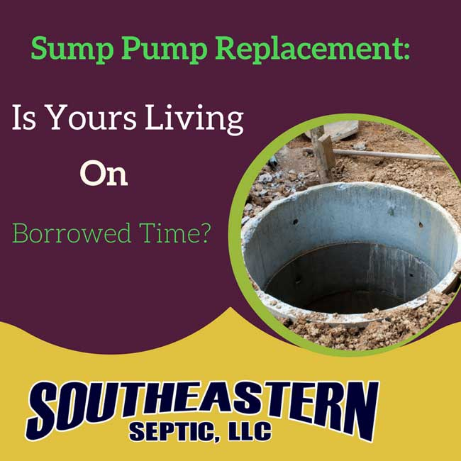 Sump Pump Replacement: Is Yours Living on Borrowed Time?